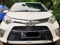 Toyota Calya G AT dijual cepat
