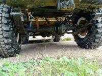 Toyota Hardtop 1981 bebas kecelakaan