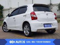 Jual Toyota Etios 2015, KM Rendah