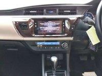 Toyota Corolla Altis V AT dijual cepat