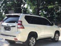 Toyota Prado bebas kecelakaan