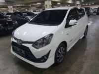 Jual Toyota Agya 2018 harga baik