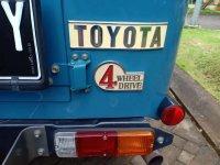 Jual Toyota Land Cruiser 1981 harga baik