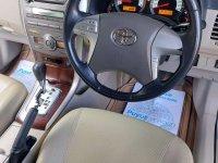 Butuh uang jual cepat Toyota Corolla Altis 2011