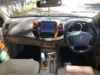 Toyota Fortuner 2009 dijual cepat