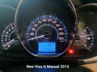 Jual Toyota Vios 2013, KM Rendah