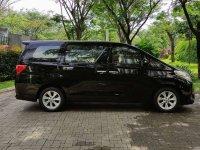 Toyota Alphard Q dijual cepat