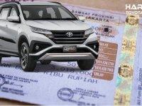 Pajak Toyota Rush Tahun 2021 Terbaru & Cara Membayarnya
