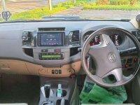 Jual Toyota Fortuner 2013