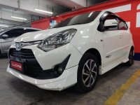 Toyota Agya 2019 bebas kecelakaan