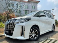 Toyota Alphard HV bebas kecelakaan