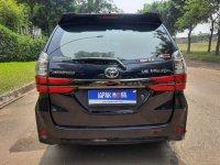 Toyota Avanza 2020 bebas kecelakaan