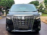 Jual Toyota Alphard 2019 harga baik