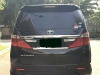 Jual Toyota Alphard 2012