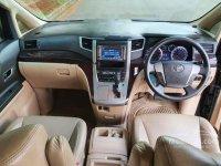 Toyota Alphard X X dijual cepat