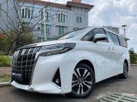 Toyota Alphard 2021 bebas kecelakaan