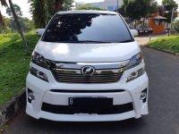 Jual Toyota Vellfire 2013
