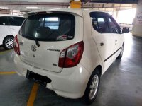 Toyota Agya G dijual cepat