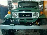 Jual Toyota Land Cruiser 1980 harga baik