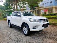 Toyota Hilux 2018 bebas kecelakaan
