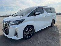 Toyota Alphard 2018 dijual cepat