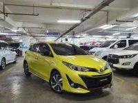 Toyota Yaris 2020 bebas kecelakaan