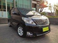 Butuh uang jual cepat Toyota Alphard 2012