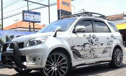Tips Modifikasi Toyota Rush Agar Mobil Tampil Lebih Elegan