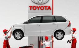 Ingat! Ini Alasan Harus Servis Secara Berkala Pada Mobil Toyota