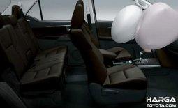 Hari-Hati, Ada Peringatan Di Fitur SRS Airbag Pada Toyota Fortuner Yang Tidak Boleh Dilakukan