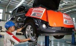 Jangan Takut, Pengguna Mobil Hibrida Toyota Bisa Lakukan Servis di Bengkel Auto2000