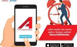 Cara Mudah Mengurus Mobil Toyota, Gunakan Aplikasi Auto2000 Mobile