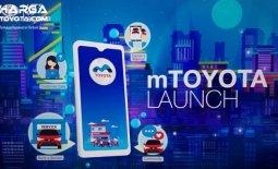 Aplikasi mTOYOTA, Informatif Untuk Anggota Komunitas Toyota