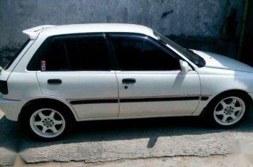 Toyota Starlet Mt Tahun 1990 Manual 66503