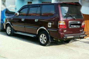 Toyota Kijang Lgx 2004 94586