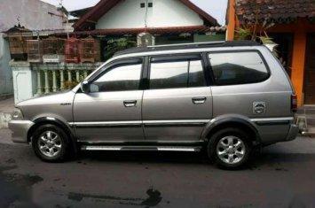 Jual Mobil Toyota Kijang Lgx Tahun 2004 Mpv 175134