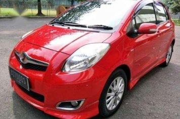 Toyota Yaris S Limited 2010 Matic Merah 165786