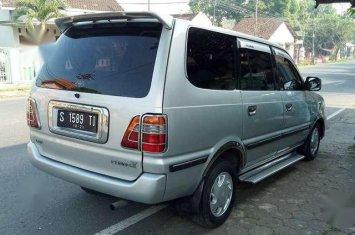 Toyota Kijang Lgx Diesel Tahun 2000 Silver Plat Mojokerto Istimewa 183338
