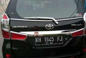 2017 Toyota Avanza Veloz Dijual 274339