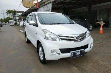 Jual Toyota Avanza 2014 Manual 444036