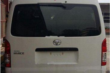 Toyota Hiace High Grade Commuter 2017 Van