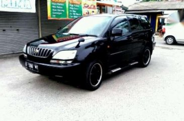 Toyota Harrier 3.0 AT Tahun 2002 Automatic