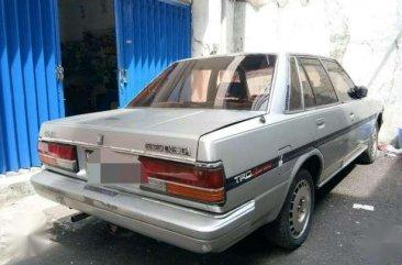 Mobil Kuno Toyota Cressida 2.4 Automatic  Tahun 1988