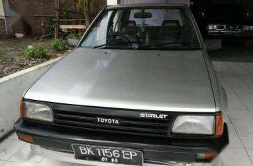 Jual Toyota Starlet 1987 mulus original