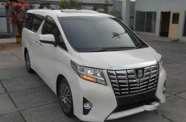Toyota Alphard G 2017 Wagon