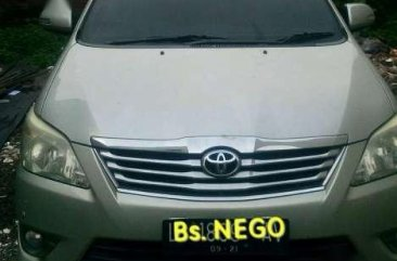 Toyota Innova type V manual Tahun 2011