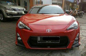 Toyota 86 V TRD 2015 Coupe