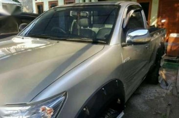 Toyota HILUX 2.5 Diesel 2014 mulus