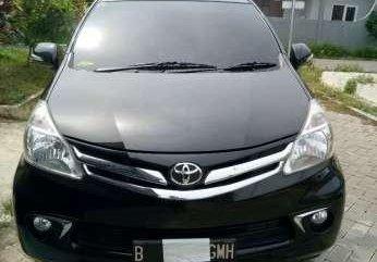 Toyota Avanza G Basic 2013 MPV