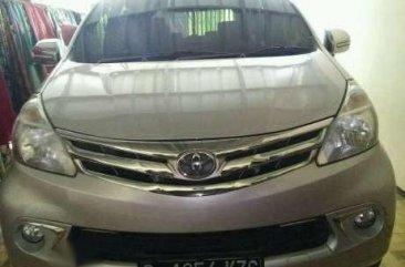 Jual Toyota Avanza G Basic MT 2013 Akhir